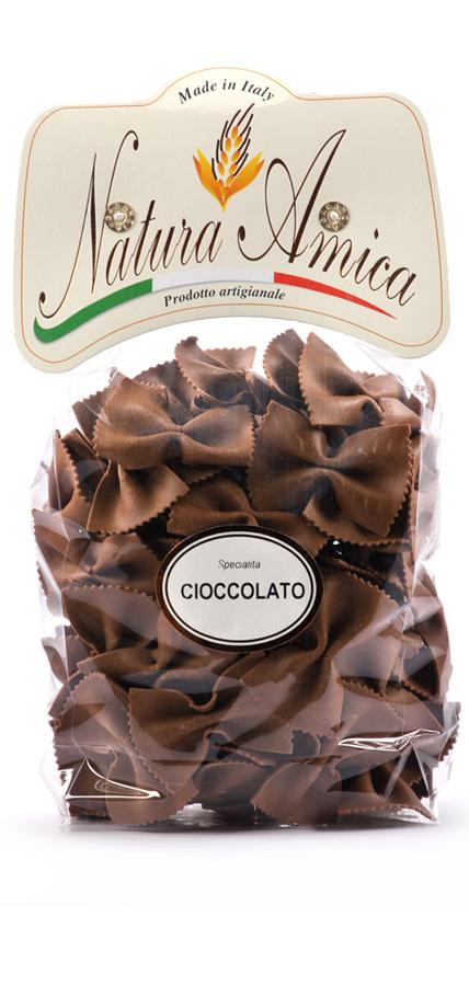 Farfalle al Cioccolato