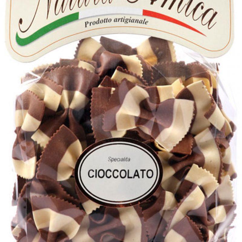 Farfalle Cioccolato&Latte