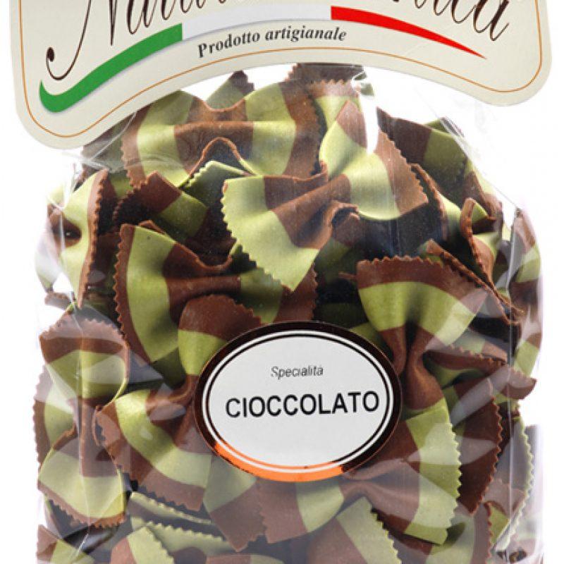 Farfalle Cioccolato&Menta