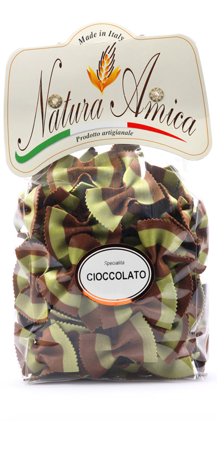 Farfalle Cioccolato&Menta