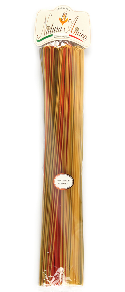 Spaghetti 3 sapori