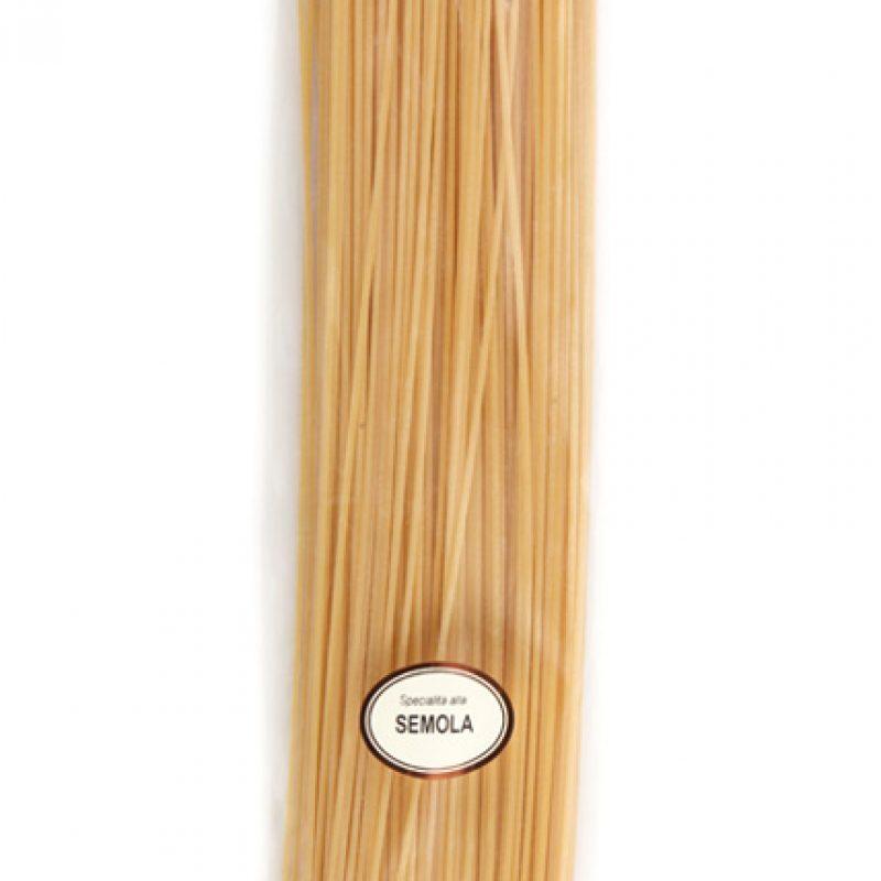 Spaghettoni trafilati a bronzo
